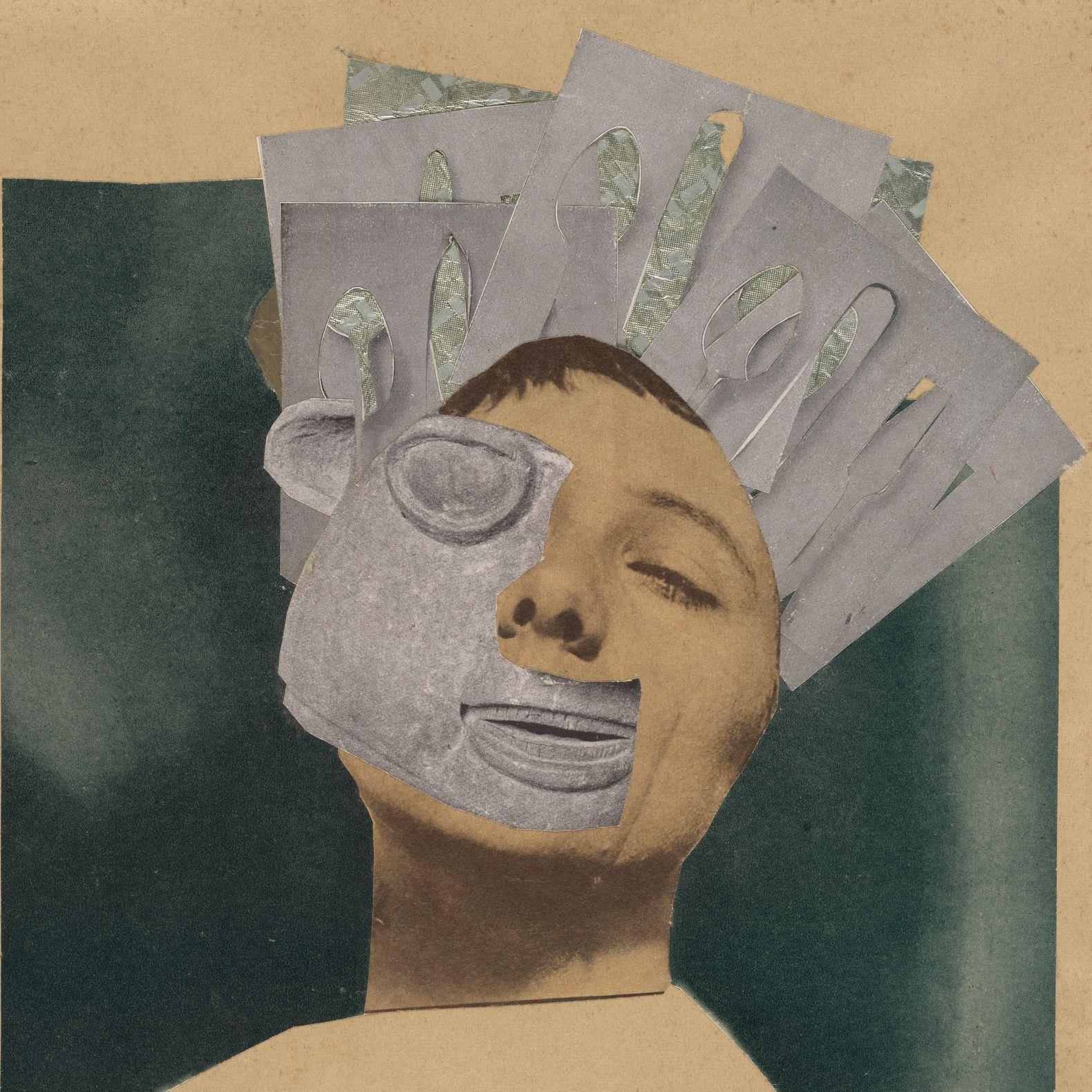 Art Brunch | Cut + Paste Creative Collage | Kassandra Bossell