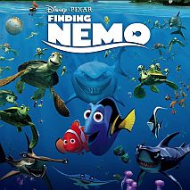 Cartoon Illustration | Finding Nemo and Dory | 5-7  years