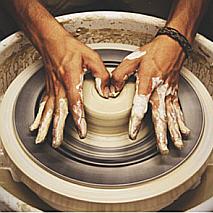 Ceramics | Introduction to Handbuilding +  Wheel Throwing with Eleni Tsomis