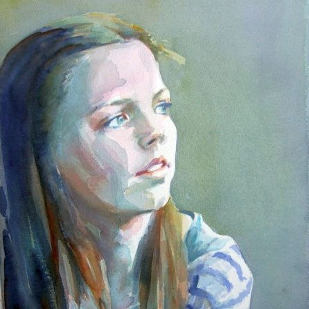 Expressive Portraits in Watercolour with Tanya Baily