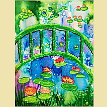 Paint + Draw | Magical Monet | 5-7 years