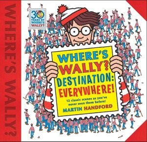 Creative Drawing | Where's Wally? | 8-12 years