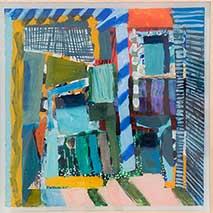 Abstract Painting | Julia Flanagan