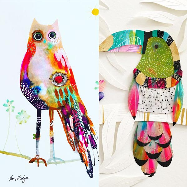 Terrific Toucans Awesome Owls | 7-9 years