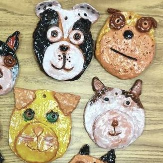 Ceramic Pet Portraits | 5-7 years