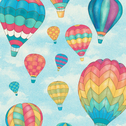 Online | Up, Up and Away! | 5-9 years