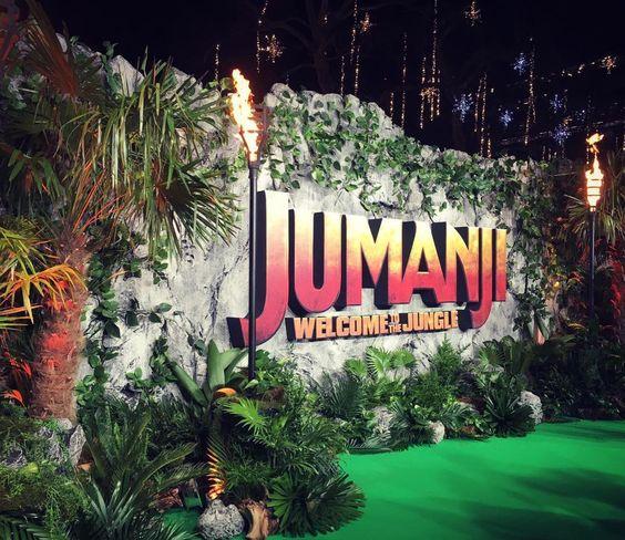 Cartoon Tales of the Jungle - JUMANJI | 8-12 years
