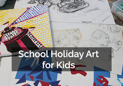 School Holiday Workshops Art Est Art School And Gallery