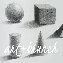 Art Brunch | Make your drawings look three dimensional with Marie Mansfield
