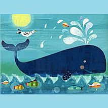 Paint Wonderful Whales | 5-7 years