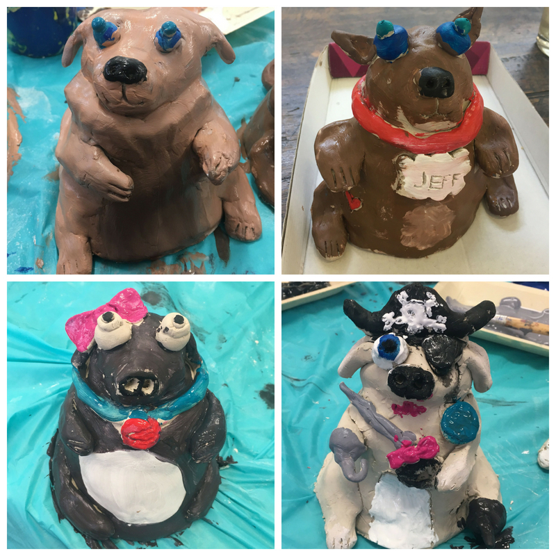 Clay Pig the Pug and Other Fun Dogs! | 8-12 years