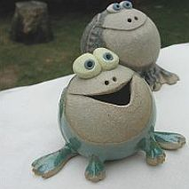Clay | Frivolous Frogs | Years 2-4