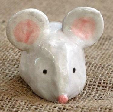 Ceramics Mischievous Mice   7-9 years