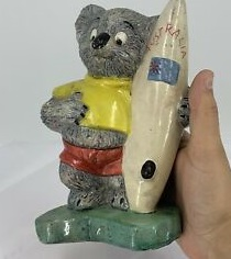 Ceramic Koalas with Surfboards | 8-12 years