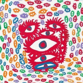 Draw + Print | Psychedelic Art Inspired by Yayoi Kusama | 10-13 years