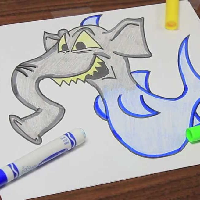 Drawing Creative Creatures! | 5-7 Years