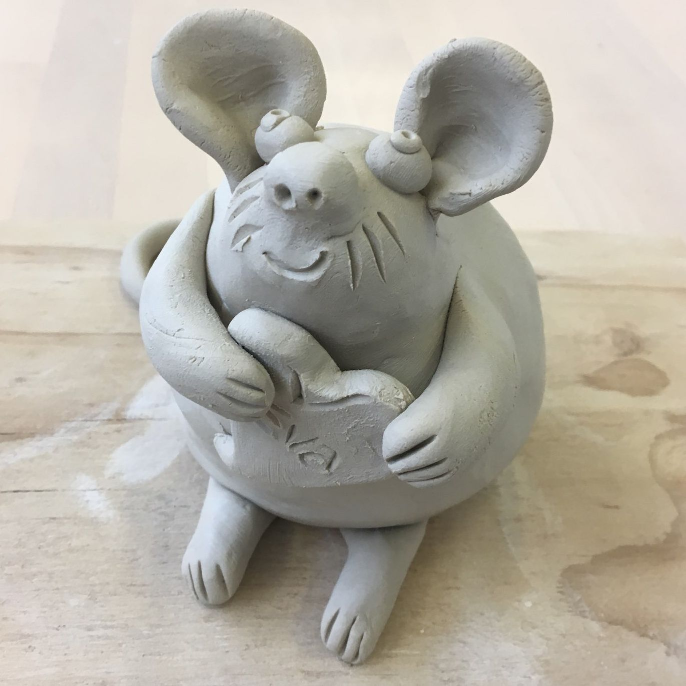 Ceramics Mischievous Mice | 8-12 years