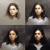 Draw or Paint Portraits from Life with Toko Suzuki