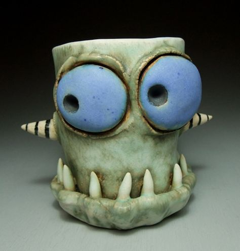 Ceramic Monster Mugs | 7-9 years