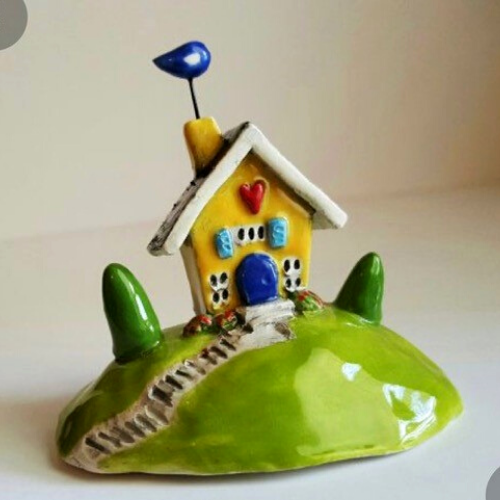Online | Fun with Ceramics |  Age 8-12 years