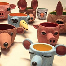 Clay | Kooky Clay Pots | 5-9 years