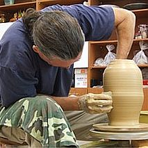 Pottery Wheel Throwing Beginners and Beyond | Term Class