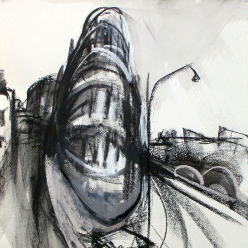 Wild and Wonderful Expressive Drawing in Mixed Media with Jody Graham