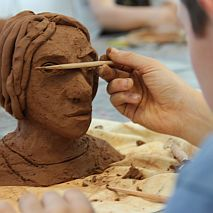 Clay | Heads or Portraits | 9-12 years