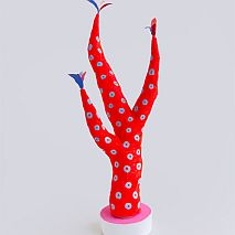 Sculpture | Peculiar Paper Plant Sculptures | 8-12 years