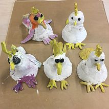 Clay | Kooky Birds | 5-7 years