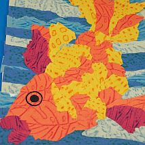Collage Colourful Coral Reefs | 7-9 years