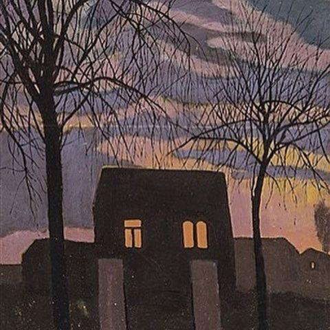 Paint an Evening Walk | 7-9 years