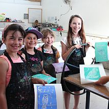 Printmaking | Picture Perfect Prints! | Family Kids 5+ and Adults