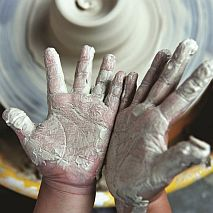 Pottery Wheel School Holiday Fun | 7-9 years