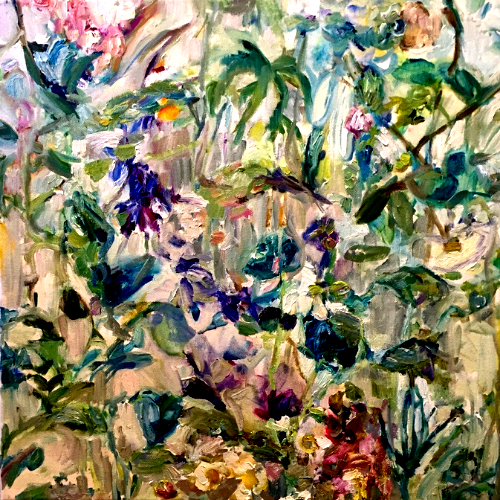 Online | Painting+ Prosecco  | Beautiful Flowers on Mother's Day 2020