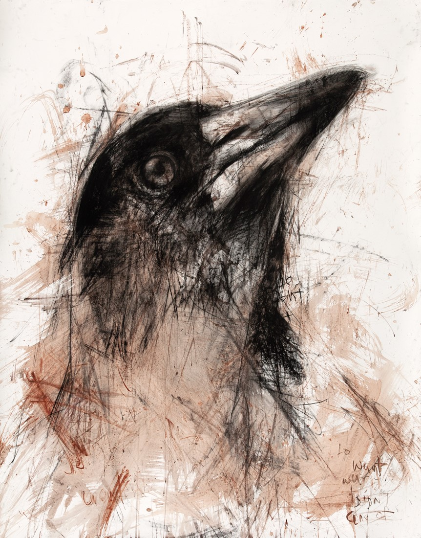 Expressive Drawing in Charcoal and Mixed Media with Jody Graham