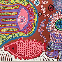 Paint Psychedelic Paintings Inspired by Yayoi Kusama | 7-9 years
