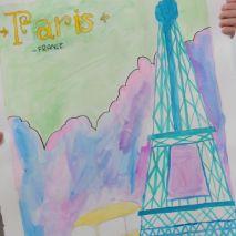 I Love Paris, New York, London   8-12 years
