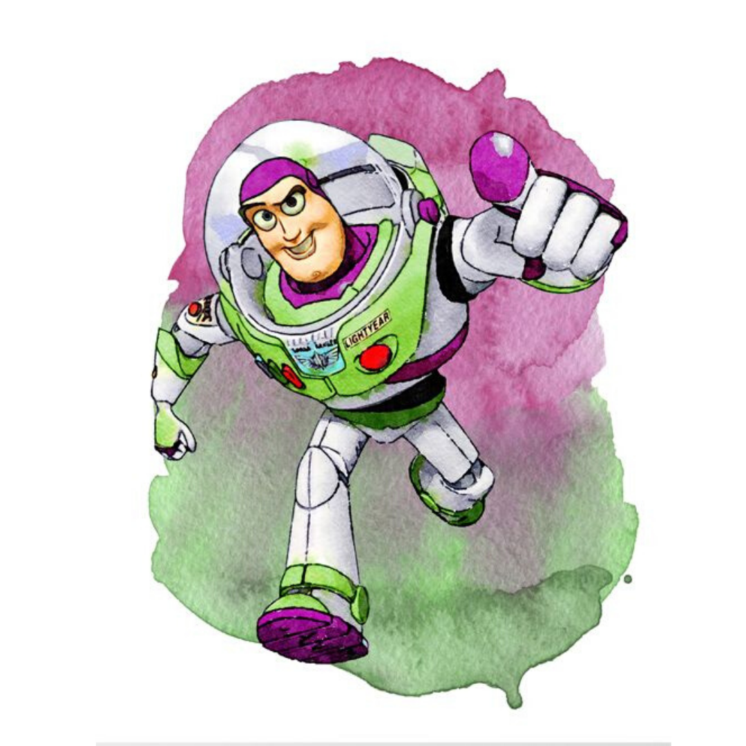 Toy Story MADNESS! Cartooning for 8-12 years