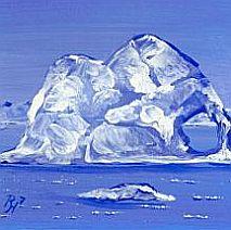 Paint | Fffreezing Arctic Landscapes | 7-9 years