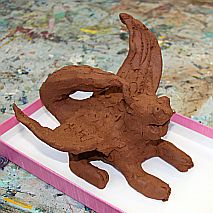 Clay | Mythical Creatures, Gargoyles and Monsters | 10-12 years