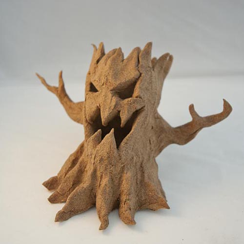 Ceramic Spooky Trees | 8-12 years