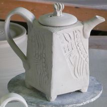 Make your own Ceramic Teapot | Kara Pryor