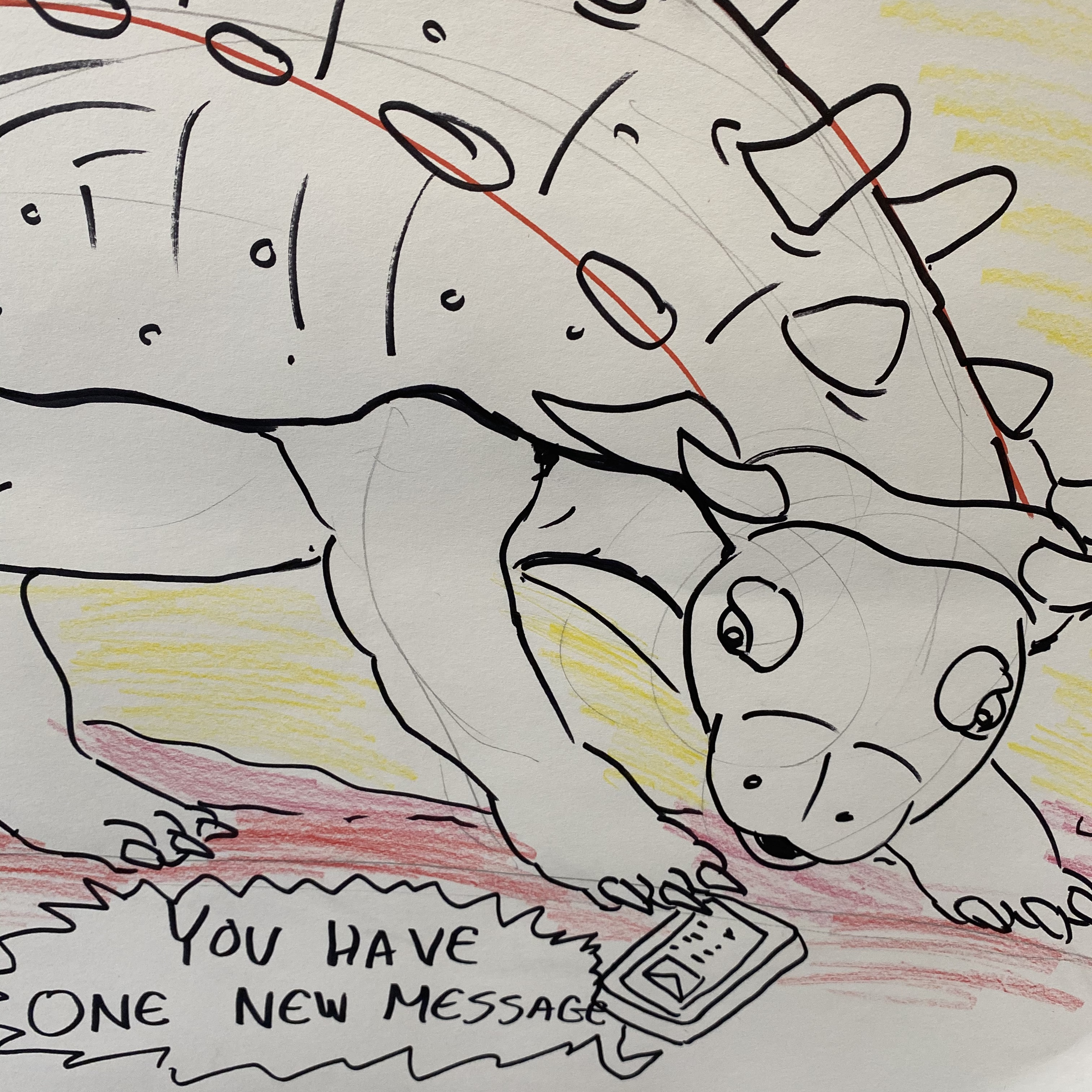 Cartoon | Dinosaurs and Megafauna | 8-12 years