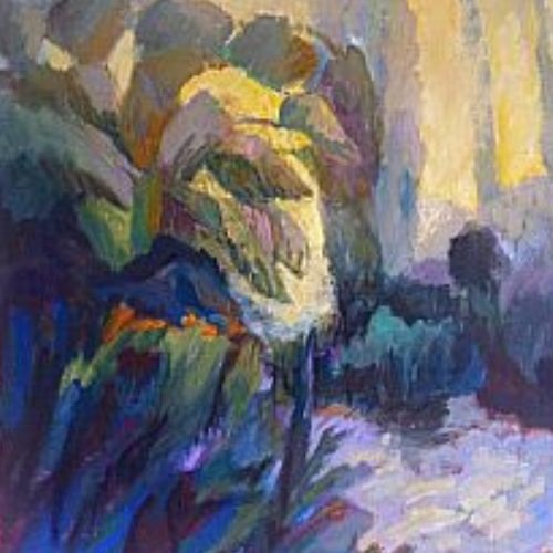 Online | Painting for Expression | Figurative to Abstract | Juliet Holmes a Court