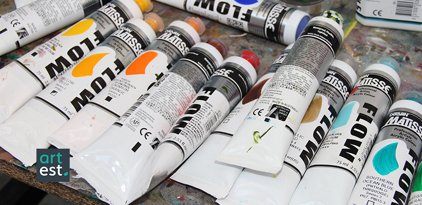 acrylic painting essentials for beginners one day workshop art est