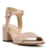 CAITLYN SANDALS IN VINTAGE MAUVE