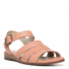 KAYE SANDALS IN SEA CORAL