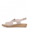 REILLY SANDALS IN TURTLEDOVE