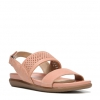SKYLER SANDALS IN SEA CORAL